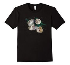 Three Hedgehog Moon funny hedgie T-shirt Makes a great Father's Day or christmas gift! Funny 70's Tee Shirt http://www.amazon.com/dp/B01E1RD2PM/ref=cm_sw_r_pi_dp_Ft3oxb02NYVXA