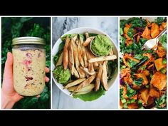 Hey guys! Showing you what I eat in a day for some healthy breakfast, lunch, snack & dinner ideas! Oh and drinks too! Hope you guys enjoy! WATCH MY HEALTHY D...