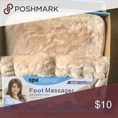 Foot massager Never use Other