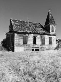 The remains of an abandoned church in the community of Simnasho, Warm Springs Reservation Eastern Oregon. Built in approximately 1902.
