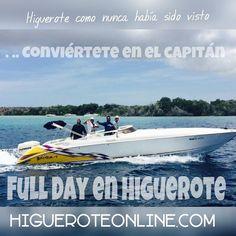 full day en higuerote ven y mntate con nosotros en nuestra lancha