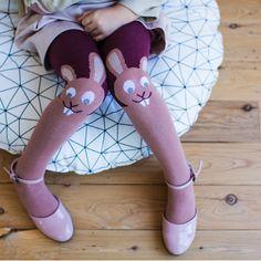 Stella McCartney bunny stockings!