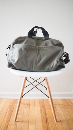 Camping Reflections + What I Wore + Packing List - Seasons + Salt New Travel, Travel Bags, Industrial Design Sketch, Creature Comforts, Simple Bags, One Bag, Day For Night, Travel Accessories, What I Wore