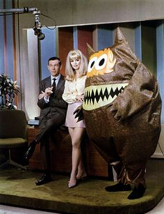 The Nauga does the Tonight Show with Johnny Carson(1960s)