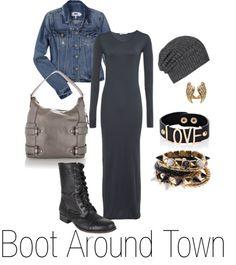 Boot Around Town