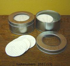 Kasvojen puhdistusliinat, kestokäyttöiset Napkin Rings, Napkin Holders