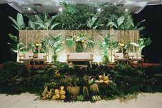 Pernikahan Adat Jawa dengan Tema Pedesaan - DAY 2.PTIK.1