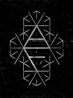 AF Logo Poster : Arcade Fire : New : Arcade Fire Online Store