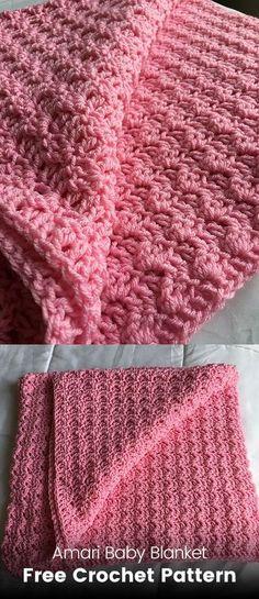 1287 Best Crochet Baby Blankets Images On Pinterest In 2018