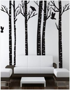 Here's a stylish Bamboo Tree decal for you transform any corner of your house into a head-turner! Get it only on http://www.gloob.in/decals/bamboo-tree.html