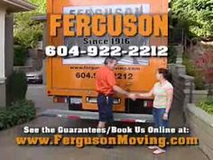 Moving Quotes Vancouver, Moving Services, Quotes on Moving | Ferguson Moving & Storage