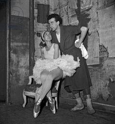 Марго Фонтейн / Margot Fonteyn(1919 -1991) – c Роланом Пети 1949