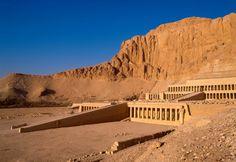 Temple of Queen Hatshepsut ... Luxor, Egypt