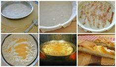Γαλατόπιτα με αλεύρι - η βελούδινη   TasteFULL.gr Cheesecake, Healthy Smoothies, Yummy Food, Delicious Recipes, Pudding, Sweet, Ethnic Recipes, Easy, Desserts