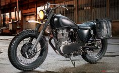 Yard Built SR400 'GibbonSlap' by Wrenchmonkees
