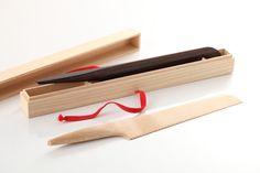 Wooden Knives: Fusion by Ponti Design Studio Photo