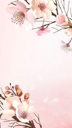 Flower Background Wallpaper, Flower Phone Wallpaper, Flower Backgrounds, Background Patterns, Wallpaper Backgrounds, Iphone Wallpaper, Background Banner, Web Background Image, Pastel Wallpaper