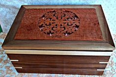 Coin collectors keepsake box REDUCED PRICE by ppwoodcrafts on Etsy, $160.00