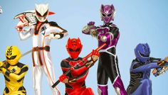 Power Rangers: Jungle Fury   power rangers jungle fury-top-my-wallpapers 4