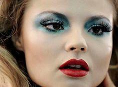 New Year Makeup Ideas To Try  #newyearmakeup #beautytips #makeupideas