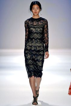 Top Fashion Trend for 2013: Lace Dresses
