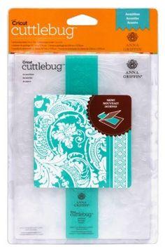Cuttlebug Cricut Embossing Folder and Border, Acanthus, 5 by 7-Inch by Cuttlebug, http://www.amazon.com/dp/B00B9TWNNS/ref=cm_sw_r_pi_dp_FOMPrb16V9ZP1