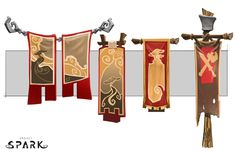 What will your banner represent? Concept artwork from #projectspark