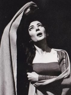 Maria Callas - Royal Opera Hause Covent Garden 1959