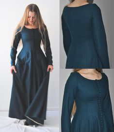 norse fashion 1300s | Uploaded to Pinterest