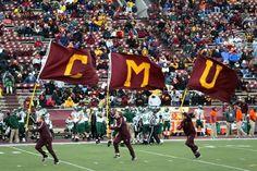 . Central Michigan University, Dolores Park, Soccer, Futbol, European Football, Soccer Ball, Football