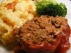 Cracker Barrel Meatloaf Recipe - Food.com - 467652