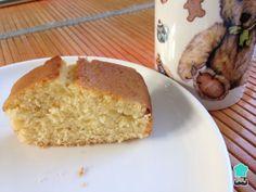 Bizcocho sin lactosa - Fácil Canapes, Sin Gluten, Coffee Cake, Cornbread, Banana Bread, Deserts, Pudding, Vegan, Ethnic Recipes