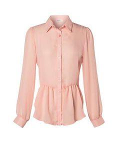 Odette Shirt in Pink