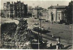 Železnička stanica i glavna pošta