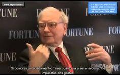 Porque 99% de los inversores pierde dinero en bolsa - Warren Buffett