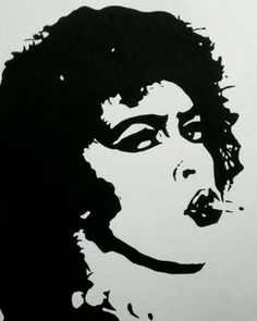 ~ † Tim Curry As †  Frank † N † Furter  In The Rocky Horror Picture Show †