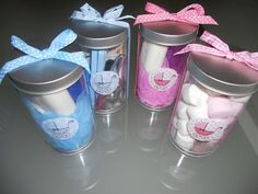 Great Baby Shower Prizes Packaging