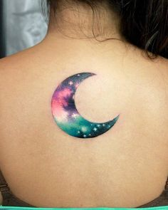 Space Tattoos | POPSUGAR Tech