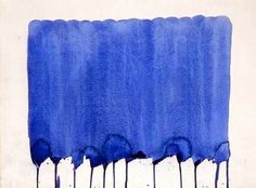 by Yves Klein