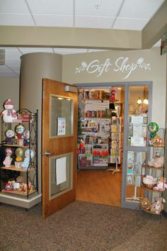 Stop by our gift shop Monday-Friday 9am-4pm.