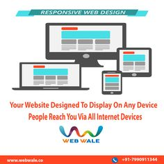 Are you looking for Responsive Web Desin? #responsivedesign #wordpress #webwale #Ecommerce #Website #Design #Selling #wordpressdevelopment