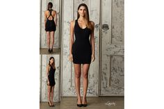On our radar for nightlife and date night dresses that wow: LaPina by David Helwani