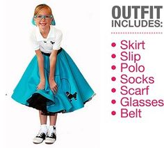 Great website for 50's costumes...super fast shipping and high quality!!!  Adorable!!
