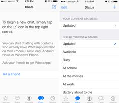 Popular Messaging App 'WhatsApp' Updated With iOS 7 Redesign [iOS Blog] - http://www.aivanet.com/2013/12/popular-messaging-app-whatsapp-updated-with-ios-7-redesign-ios-blog/