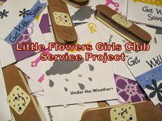 Little Flowers of Jesus