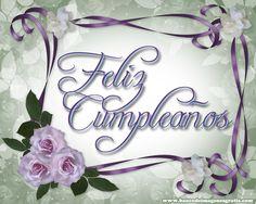 Tarjetas De Cumpleaños Nuevas Para Enviar Por Correo 4 Congratulations To You, Happy Birthday, Lettering, Pictures, Frases, Mariana, Happy Birthday Cards, Birthday Greetings, Birthday Postcards