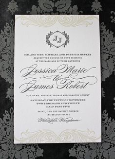 loveleigh invitations: wedding invites