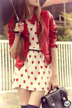 Cuore and red