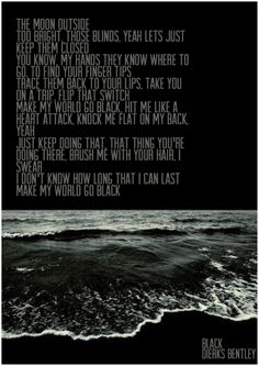 Always think of you when i hear this Dierks Bentley Lyrics, Just So You Know, Let It Be, Summer Concerts, Always Thinking Of You, Music Words, Country Music Quotes, Song Lyric Quotes, Cool Lyrics