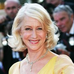Helen Mirren's Changing Looks - 2007 from #InStyle